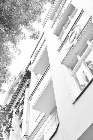 Fassade der Kanzlei Eberlein und Hochgräber